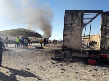 Trois jours après l'incendie de l'usine Youkous: les sages appellent au calme