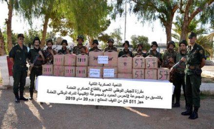 Un élément de soutien aux groupes terroristes arrêté à Tlemcen