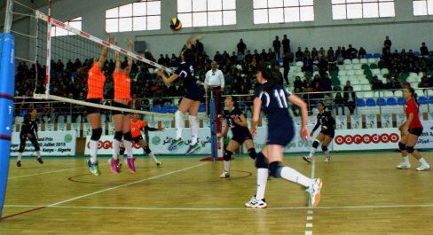 Volley-ball / Coupe d'Algérie (dames) : vers une finale GS Pétroliers – NR Chlef