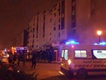 Alger: Explosion d'une conduite de gaz à Bordj el Kiffan !