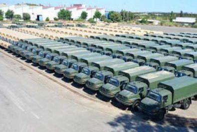 Industrie militaire : 252 camions fabriqués en Algérie livrés au MDN