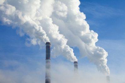 La concentration de CO2 dans l'atmosphère au plus haut niveau depuis 3 millions d'années
