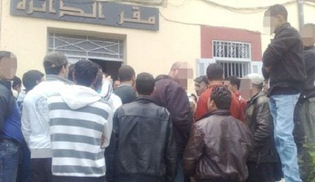 Mascara : Le maire de Bouhenni agresse un protestataire !
