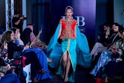 Hommage au passé prestigieux de la tenue traditionnelle algérienne : Nouvelle collection de Faïza Antri Bouzar