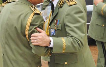 Nouveau changement à la tête de la direction centrale de la sécurité de l'armée.