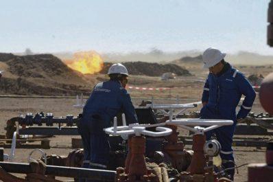 L'Algérie va livrer 2,5 milliards m3/an de gaz naturel au Portugal