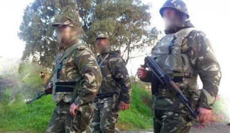 Lutte antiterroriste : L'un des deux terroristes abattus samedi à Boumerdès identifié