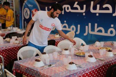 Henkel s'est mobilisée à travers le pays pour offrir des iftars aux plus démunis