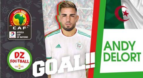 Préparation CAN-2019: L'Algérie s'impose 3 à 2 face au Mali !