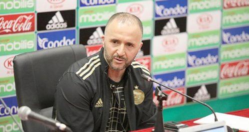 Belmadi réitère ses ambitions pour la CAN : «On ira le plus loin possible dans l'épreuve»