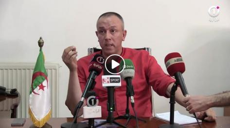 Le secrétaire général du CSConstantine confirme les accusations de Mellal ! [vidéo]
