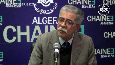 Productions céréalières : pour le professeur en agronomie, Fouad Chahat, il n'a jamais existé de stratégie clairement établie
