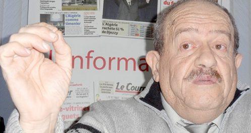 M. Meriane sur la feuille de route de la société civile : «Il n'y a aucune politique partisane dedans»