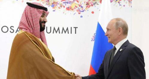 Réduction de l'offre pétrolière mondiale : Accord entre la Russie et l'Arabie saoudite