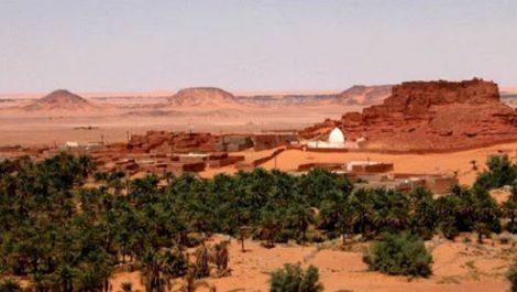 Préservation de la biodiversité dans les parcs culturels à Adrar : Le projet exposé aux médias