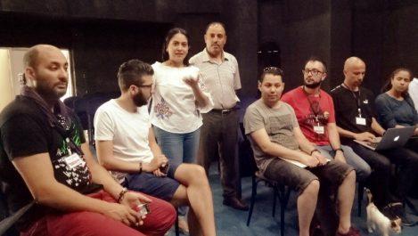 Programme de formation Ciné-Fabrika : Que le cinéma gagne !