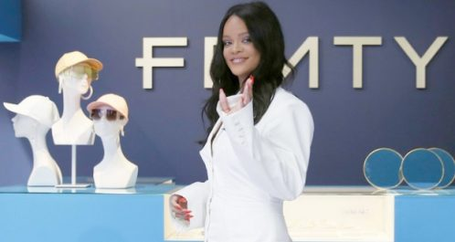 Fortune : Rihanna devient la chanteuse la plus riche au monde