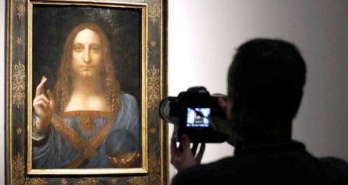 «Salvator Mundi» : Le tableau le plus cher au monde a-t-il été retrouvé ?