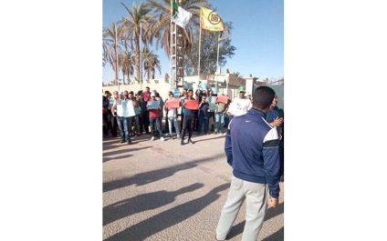 Sonatrach / Grève des travailleurs GTP : Après plus de 43 jours de grève, le conflit s'enlise