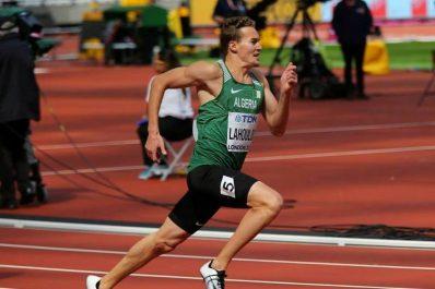 Réunion de Prague: l'Algérien Abdelmalik Lahoulou remporte les 400 m haies