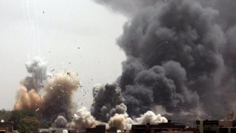 Libye : poursuite des bombardements sur Tripoli