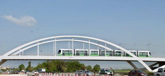 Le consortium Alstom/Cosider célèbre avec l'EMA l'entrée en service commercial de la première partie de l'extension de la ligne de tramway de Constantine