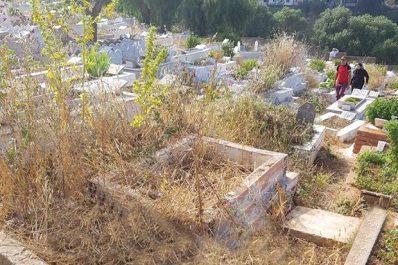 Une place au cimetière de Sidi Yahia, une faveur ?