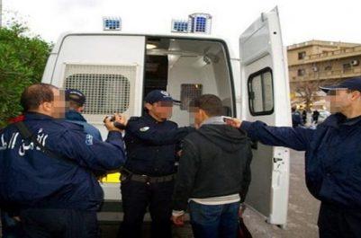 Les deux individus ayant tenté d'arracher le sac d'une fille à Annaba ont été arrêtés !