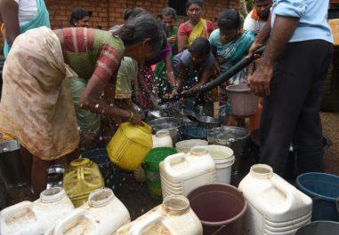 Inde : des chaleurs extrêmes provoquent près de 50 morts
