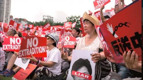 Imposant mouvement de contestation : Hong-Kong, le casse-tête chinois