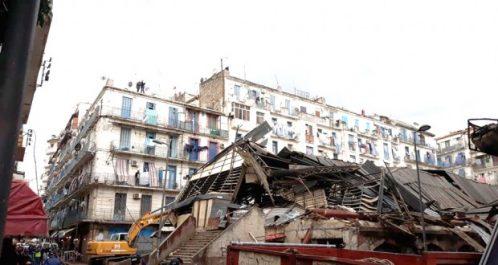 Alger : 40 milliards de centimes pour reconstruire le marché des «Trois horloges» de Bab El Oued