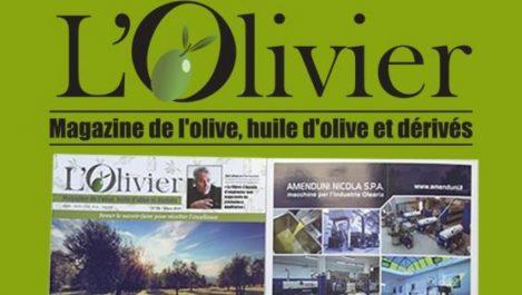 Enfin un magazine spécialisé pour l'huile d'olive algérienne