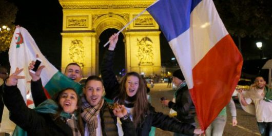 France: une mère de famille décède après avoir été percutée par un supporter français de l'Algérie !
