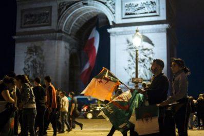 Célébrations de la victoire de l'Algérie et du 14 juillet : 282 interpellations en France