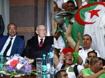 6 avions militaires pour transporter des supporters algériens en Egypte !