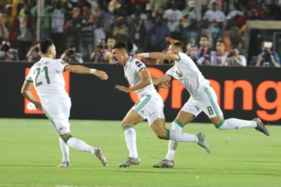 Bounedjah reprend l'entraînement avec Al Sadd