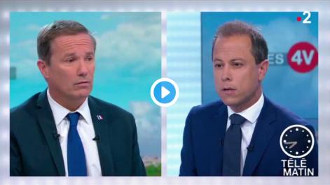 Un député français aux supporters de l'Algérie « Si vous préférez l'Algérie, retournez-y »
