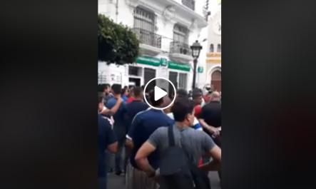 Rassemblement à la grande poste d'Alger pour la libération des détenus d'opinion !