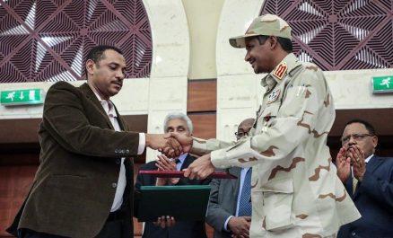 Soudan : les militaires et les civils signent un accord de partage du pouvoir !