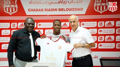 Le CR Belouizdad en phase de clore son mercato d'été : Kouame N'Guessan signe pour 3 ans