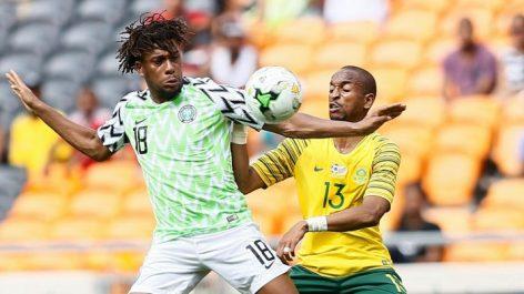 Quarts de finale / Nigeria-Afrique du Sud, aujourd'hui à 20h00: Entre deux équipes fortement motivées