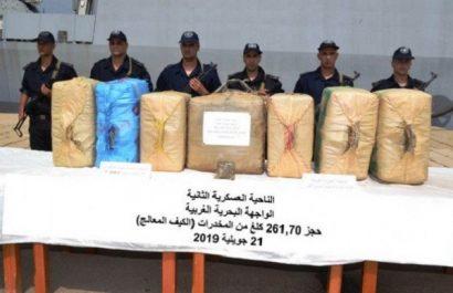 Saisie de plus de 4,6 quintaux de drogues lors des dernières 24 heures (MDN)