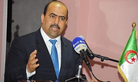 Election du nouveau président de l'APN: le FLN apporte son soutien à Slimane Chenine