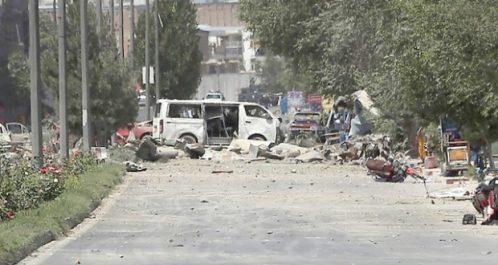 Afghanistan : Un mort et de nombreux écoliers blessés dans un attentat