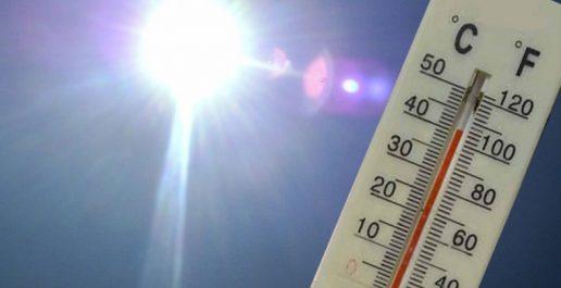 Des températures de plus de 48 degrés dans quatre wilayas
