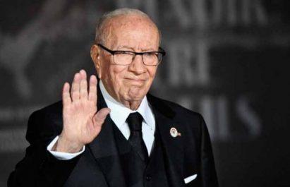 Décès du président Béji Caïd Essebsi : La Tunisie perd un démocrate convaincu