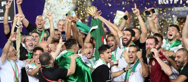 Classement FIFA: l'Algérie gagne 28 places