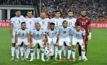 Eliminatoires/CAN-2021: l'Algérie débutera contre la Zambie en novembre