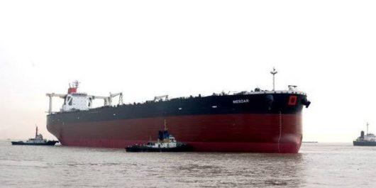 Un pétrolier algérien arraisonné puis relâché par l'Iran !