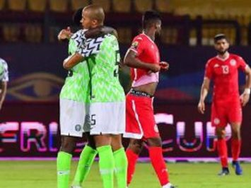 CAN-2019 : le Nigeria, encore 3e en battant la Tunisie 1-0